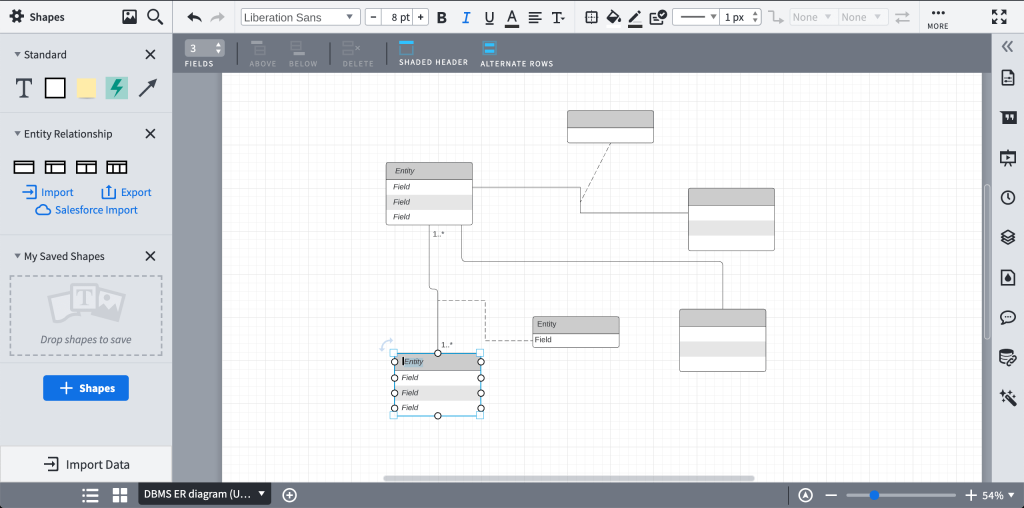Top 7 Tools To Create An Entity Relationship Diagram Erd 2020 The Official Trevor Io Blog